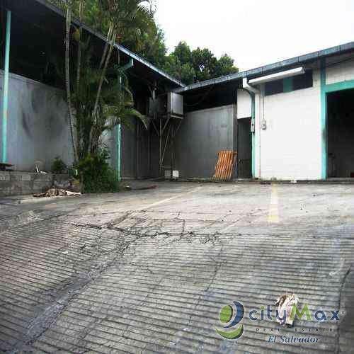 Citymax vende Bodega en Municipio de Ayutuxtepeque