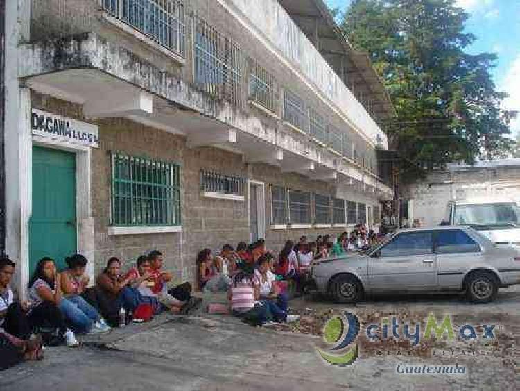 BODEGA EN VENTA EN CARRETERA AL ATLANTICO GUATEMALA