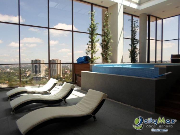 CITYMAX promociona apartamento en venta y renta zona 10