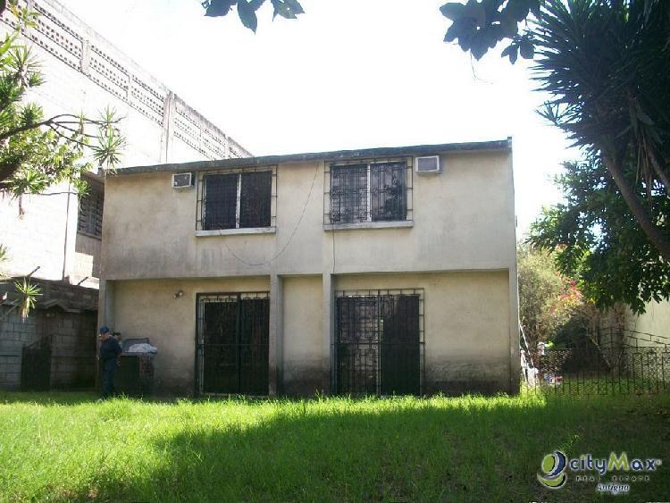 Venta de casa en zona 2 de Mixco, Guatemala