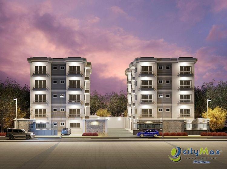 cityMax (Vende) Apartamento en Los Ríos, Santo Domingo