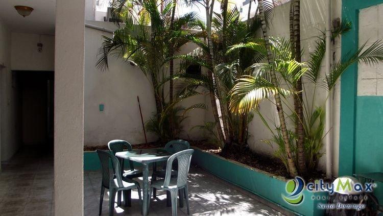 CityMax Renta Pent house en la Av. Independencia-DN