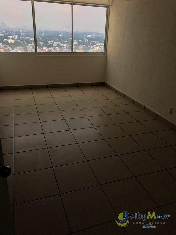 Renta departamento en condominio  Azcapotzalco.