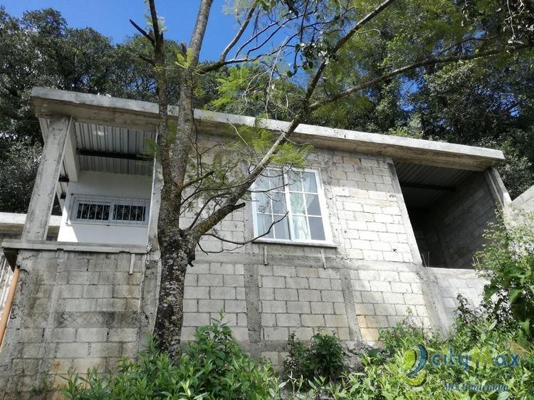 Vendo casa en fase de acabados Lo de Coy Zona 1 Mixco