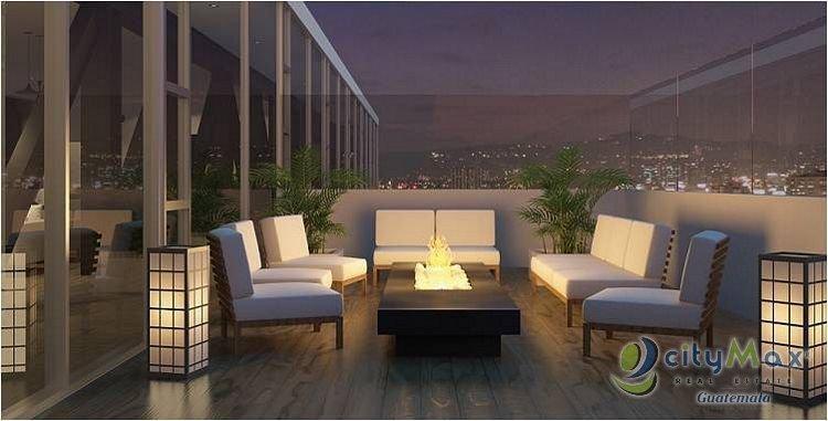 Pent House en Venta en la ZONA 10 Promociona CITYMAX