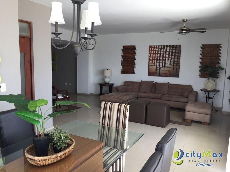 cityMax Platinum Vende y Alquila apartamento amueblado.