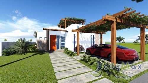 Hermosa Villa en venta en Puerto Plata.