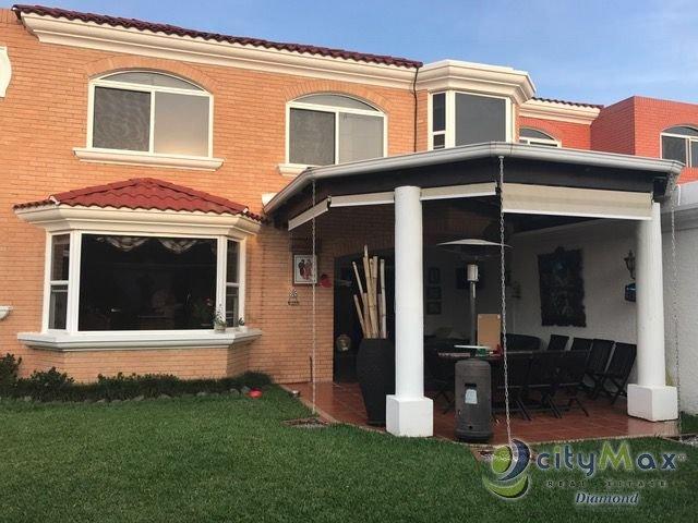 Citymax Diamond Elegante casa venta SEMI AMUEBLADA z16