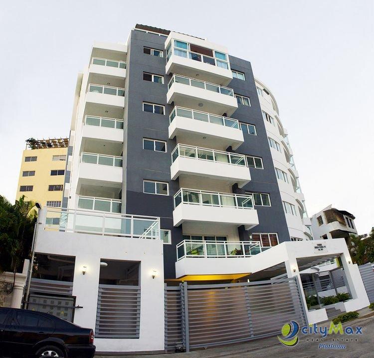 Penthouse en Venta en Mirador Norte, Santo Domingo