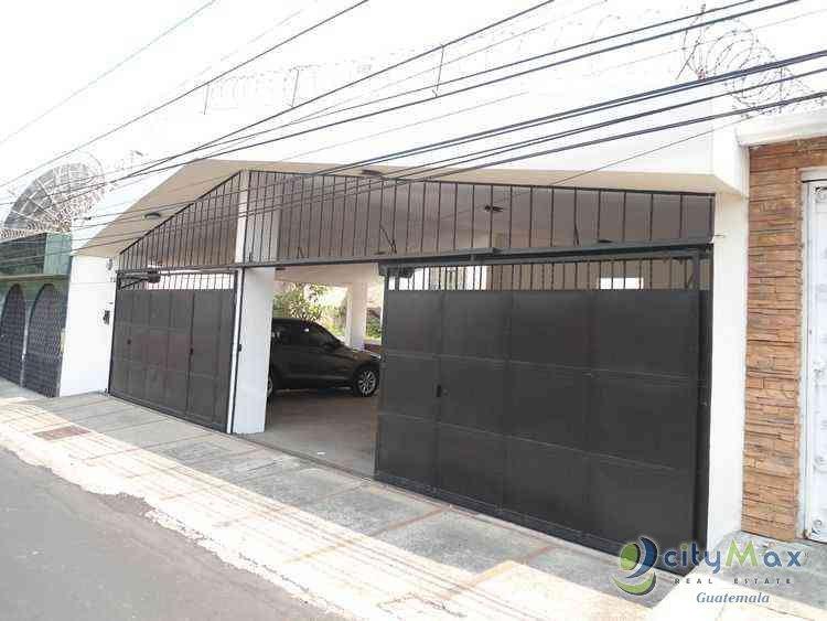 CITYMAX Alquila Casa Cercano al Aeropuerto Zona 13