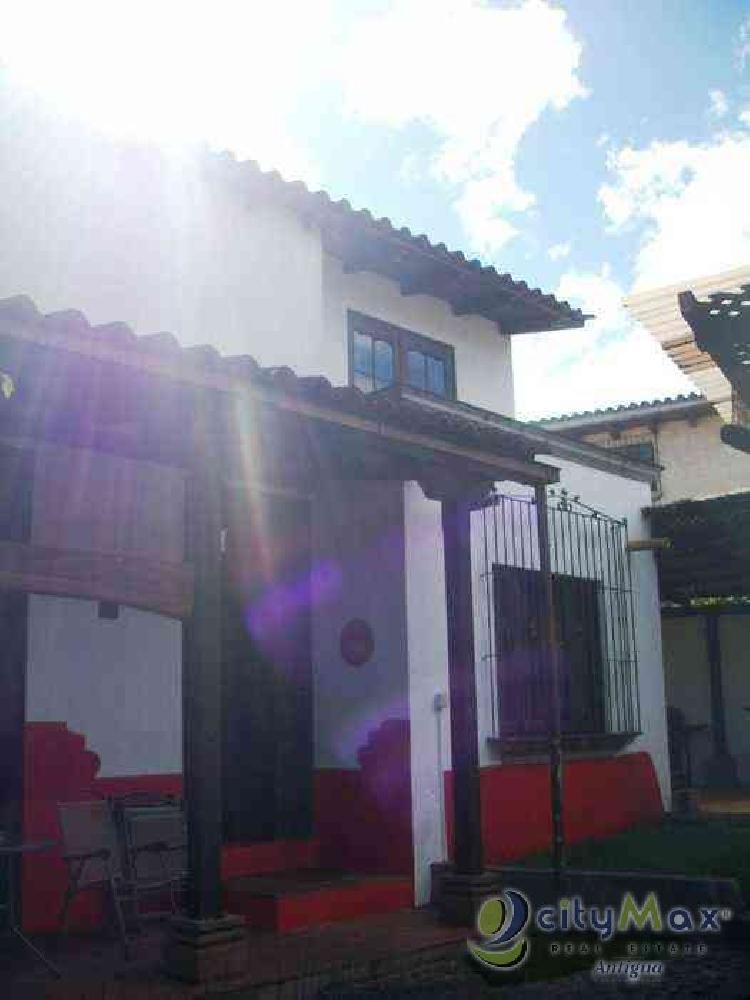 !Casa venta y renta en San Pedro Las Huertas Antigua!