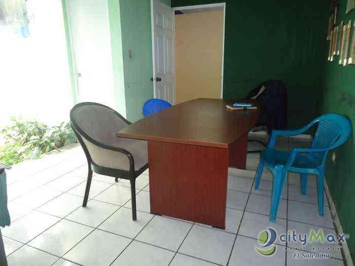 Citymax vende casa para oficina en Colonia Miralvalle