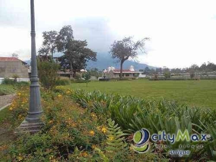 ¡Citymax vende casa Condo residencial Antigua Guatemala