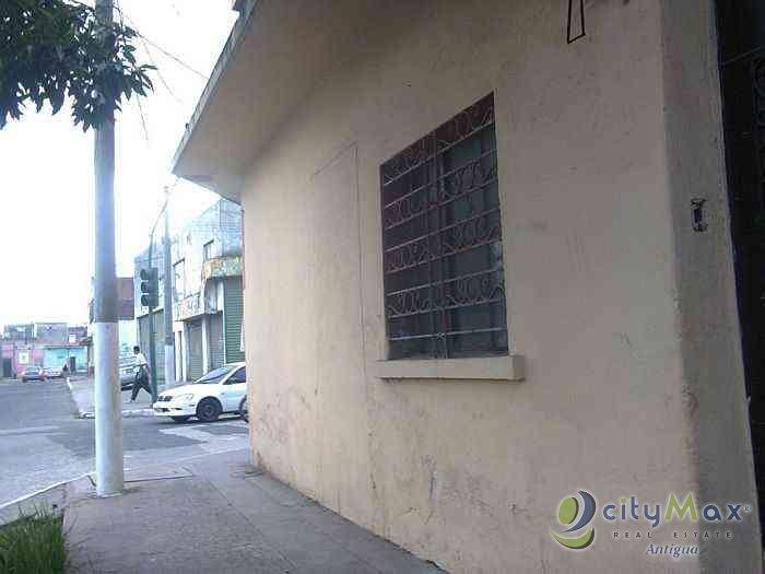 !Citymax vende casa en zona 1 ciudad de Guatemala!