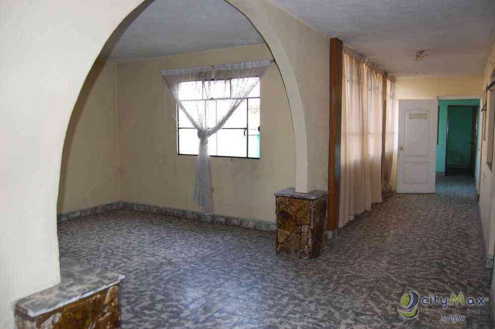 Casa en venta en zona 1 en Ciudad De Guatemala
