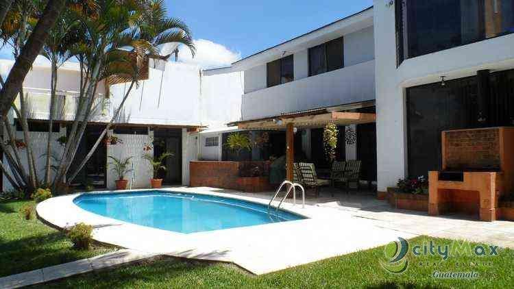 CityMax Vende Casa Residencial En Zona 16