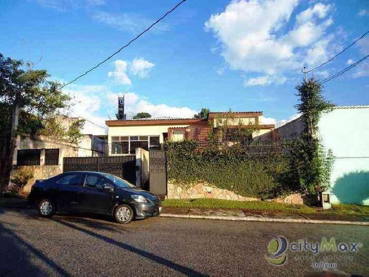 !Citymax vende casa en Monte Maria II Ciudad Guatemala!