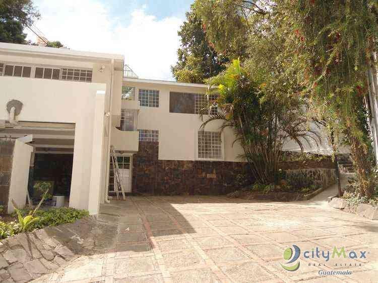 Casa en venta diagonal 6 en zona 10 Guatemala