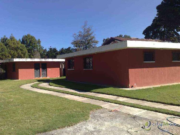 CityMax Antigua Vende Casa tipo Granja en San Lucas Sac