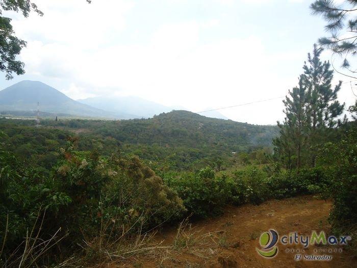 cityMax vende terreno en Juayúa Sonsonate