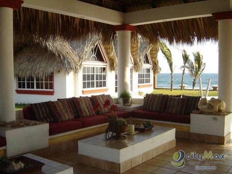 cityMax Vende Casa de Playa  en Hawai Guatemala
