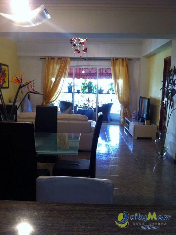 CityMax Platinum Apartamento en Mirador Norte de 3 Hab.