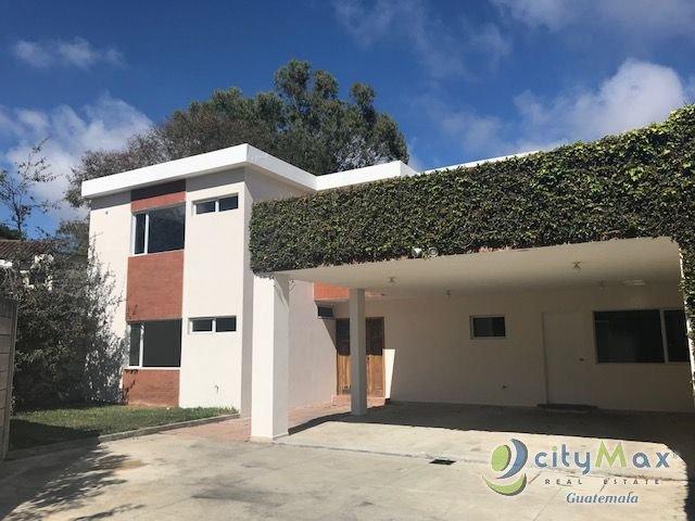 Casa en venta o renta en Arrazola 1 Guatemala