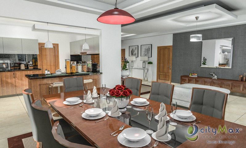 Apartamentos en Venta en torre de lujo en Alma Rosa I