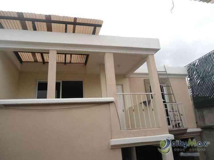 CityMax Vende Casa En Hacienda Real, Zona 16