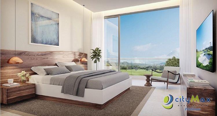 Penthouse en Venta! 4H/4.5B Cap Cana
