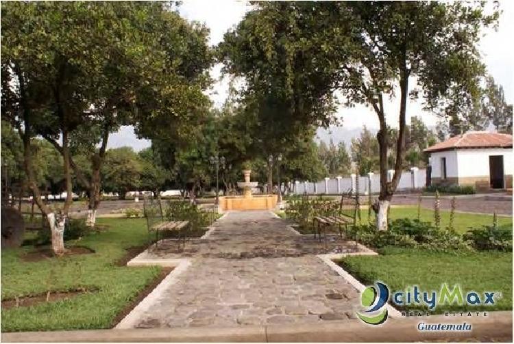 TERRENO EN VENTA CERCANO ANTIGUA GUATEMALA