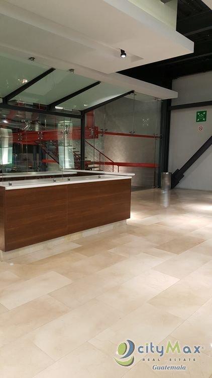 Alquilo kiosko en Centro comercial de zona 10