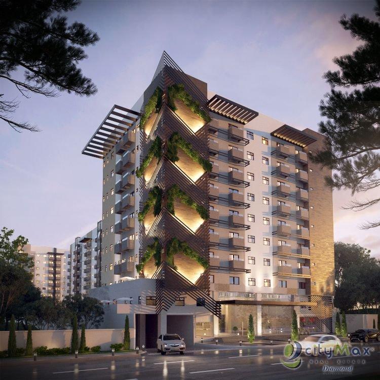Elegantes apartamentos en planos en venta en zona 7