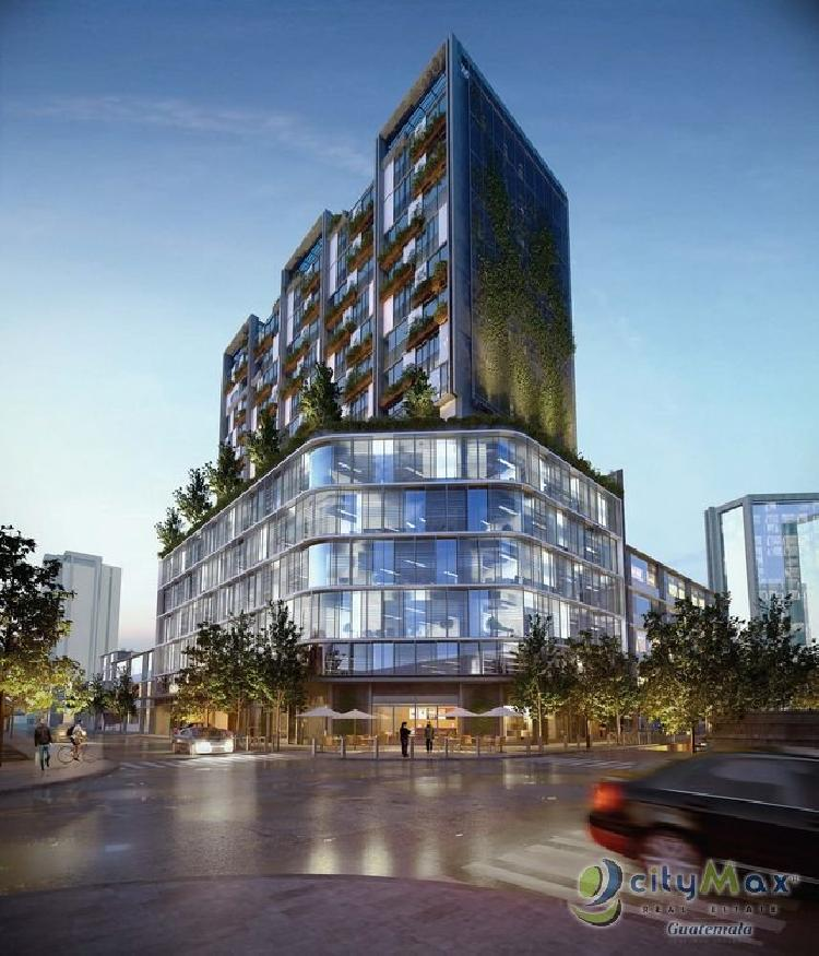CityMax Promueve Apartamento en Planos en Zona 4 Venta