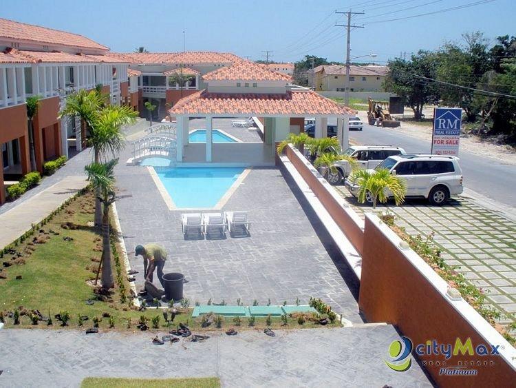 cityMax platinum  vende Apartamento  en Villas Bavaro