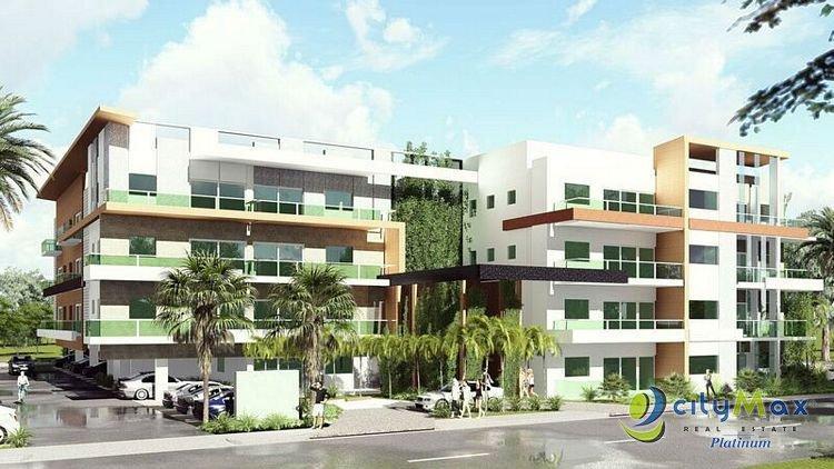 VENDO Apartamento en Punta Cana Village 2Hab + Estudio