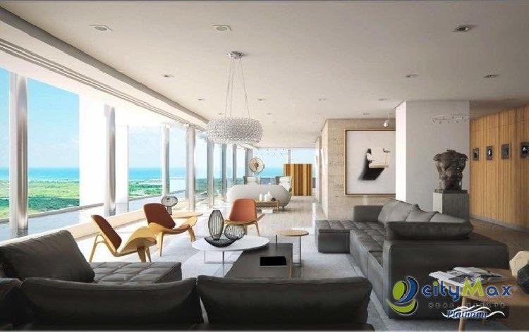 Se vende apartamento de 1H/1.5B en Cap Cana