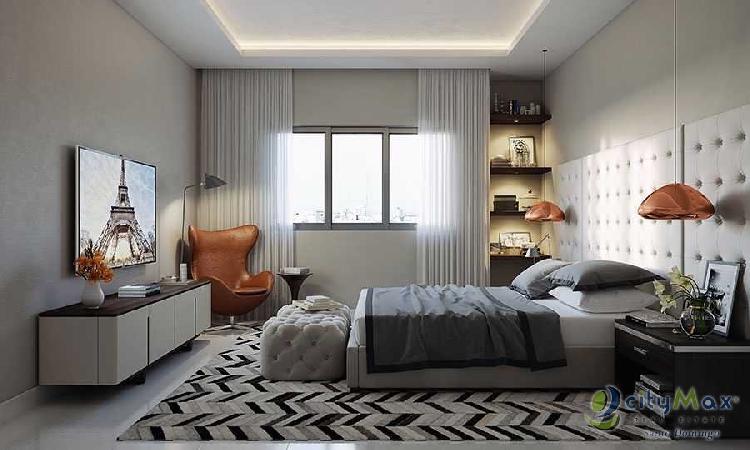 Proyecto de Apartamentos en Venta en Torre de Lujo