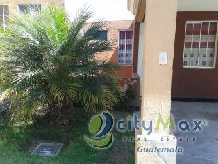 Vendo casa en condominio San Miguel Petapa Guatemala