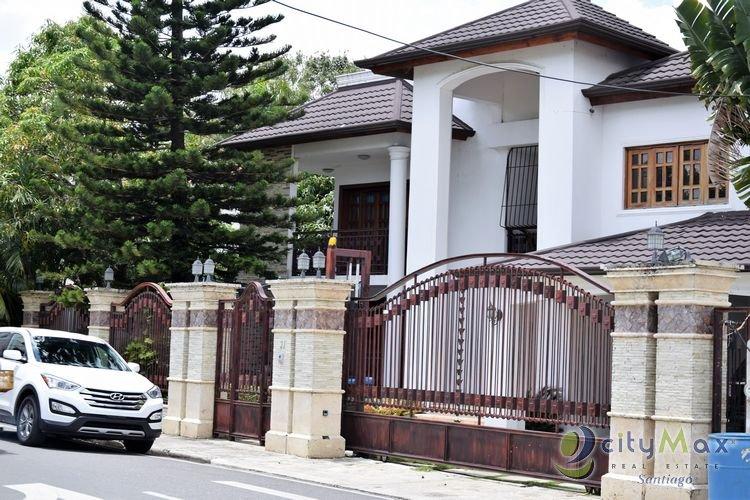 casa en venta la esmeralda Santiago