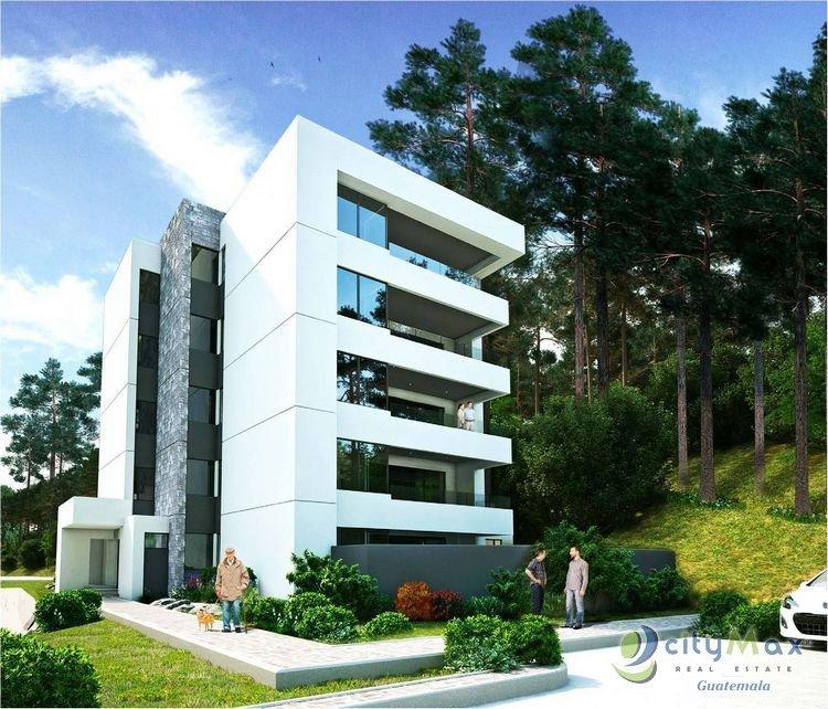 Pre venta Penthouse  Carretera a El Salvador GUATEMALA