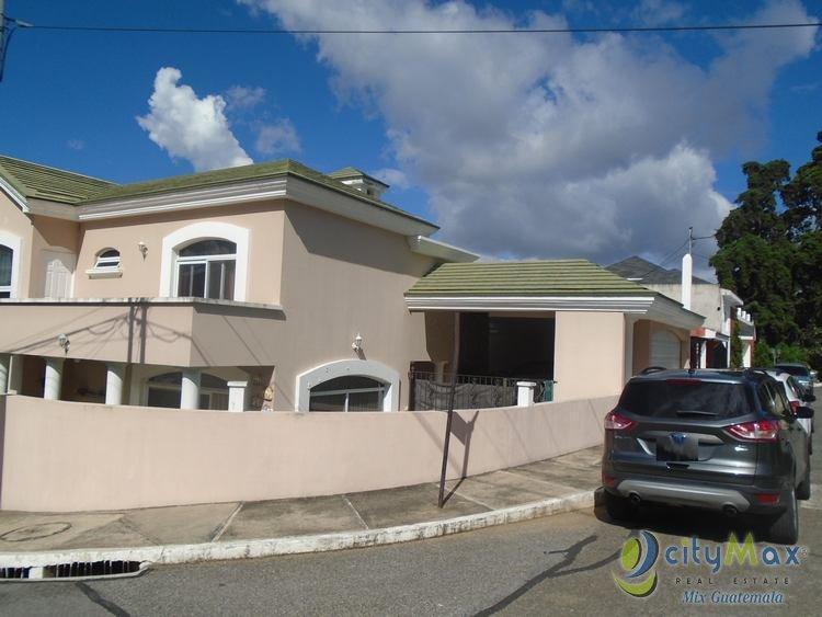 Venta o Renta de hermosa casa en San Lucas Sacatepequez