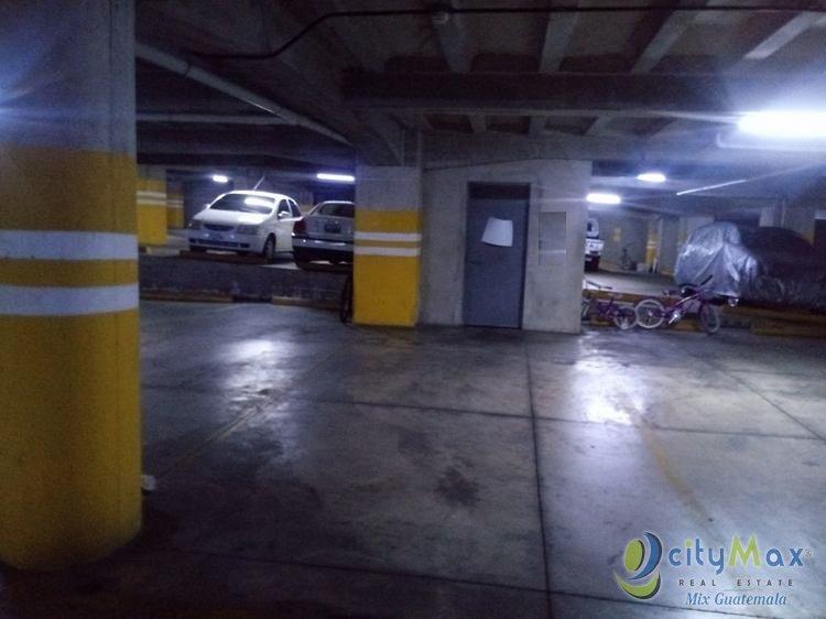 Vendo dos estacionamientos en Tiffany II Zona 10