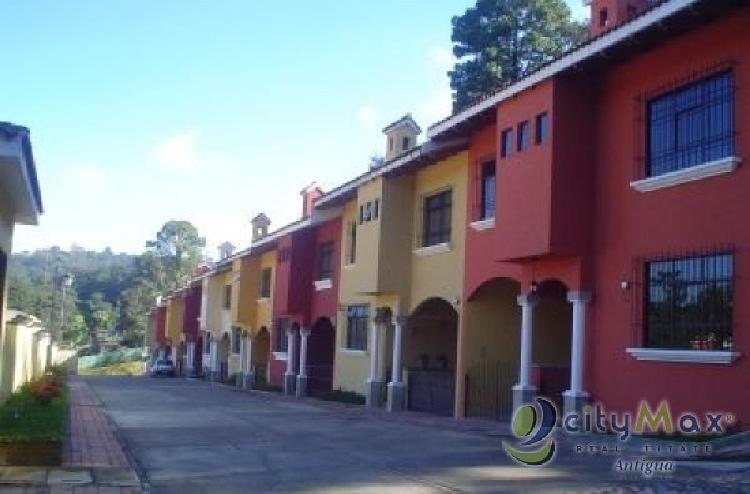 CityMax Antigua, promueve Casa en Venta en San Lucas