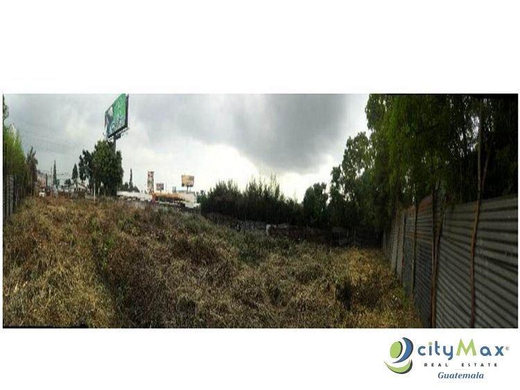 Terreno en venta en zona 4 Villa Nueva