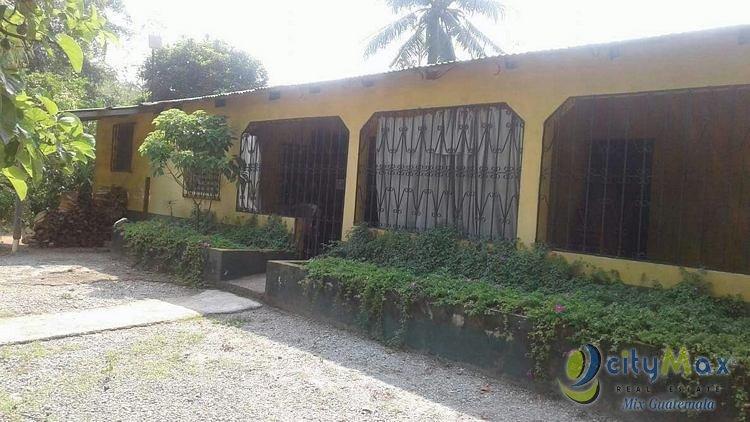 Terreno en venta en Gran Cañon, Morales, Izabal