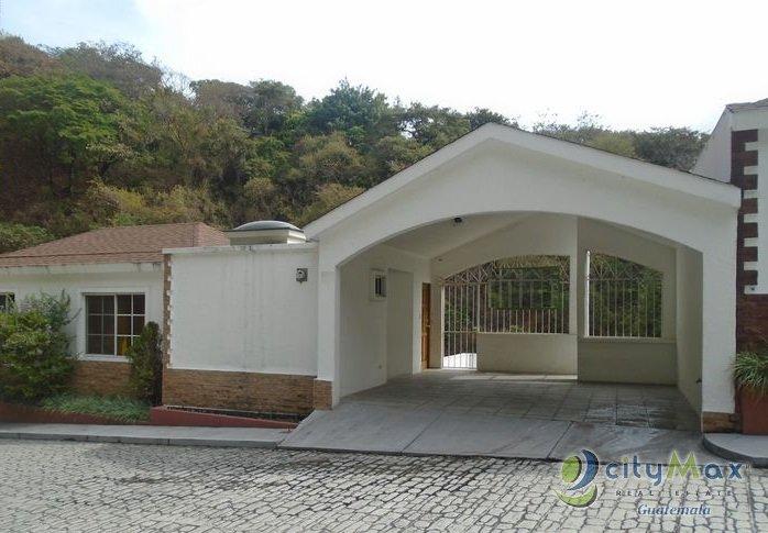 Casa en Venta en Monte Azul Zona 13 CITYMAX