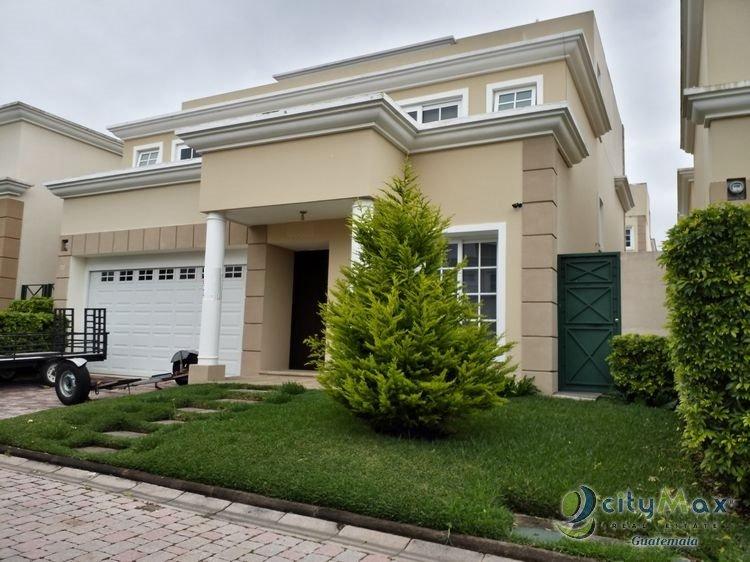 CityMax Vende Bella Casa en Fraijanes Km. 21 Con Extras
