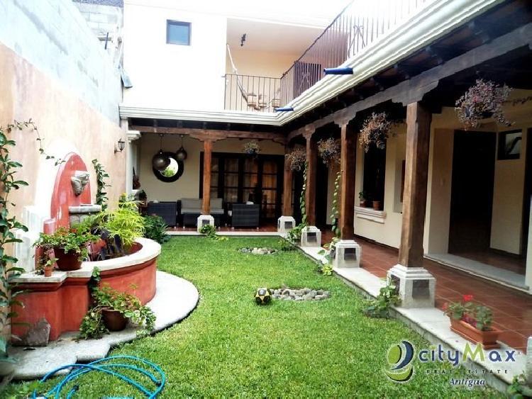 ¡Venta de Casa en Antigua, Promueve CityMax Antigua!