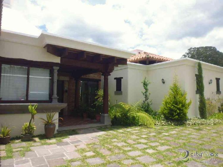 CityMax Promueve casa en Venta en Antigua Guatemala